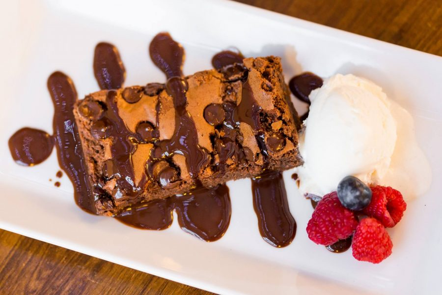 Warm Chocolate Brownie…